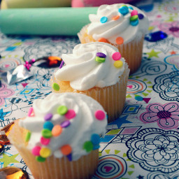 cupcakes sweets onthetable artsandcrafts diy