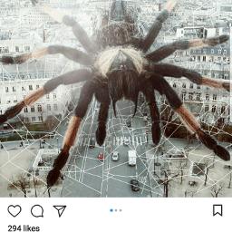 freetoediti challenge spiders fearfactor nofeature