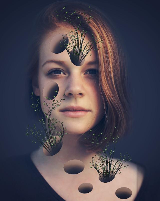 Good Morning😊 original image from @freetoedit and @stinawalfridsson tutorial #madewithpicsart #holes #drawtools #layers #stickers #tutorial #editstepbystep #myedit #dodgereffect #surrealistic