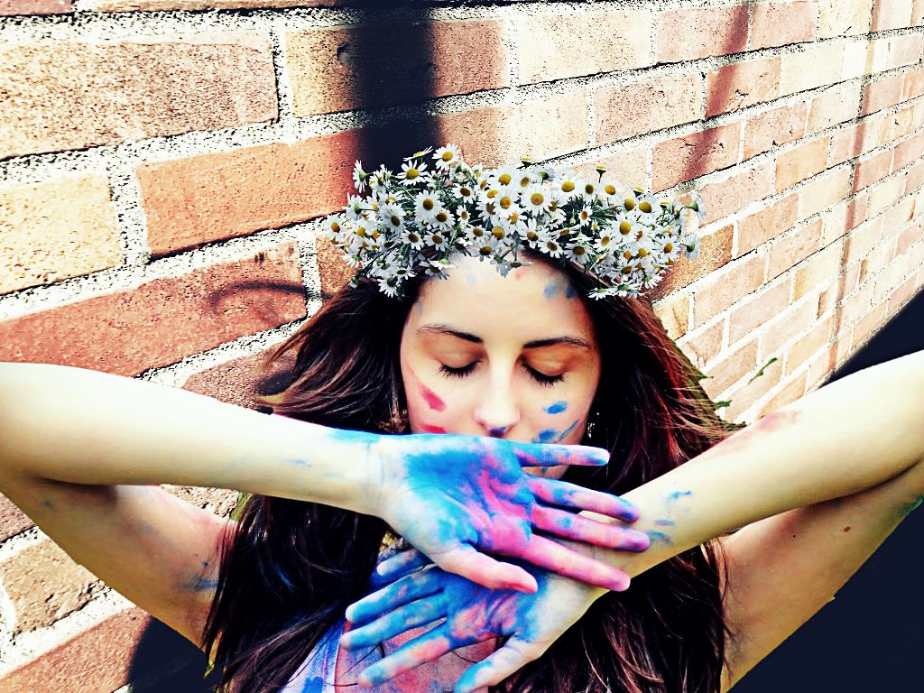 #girl#color