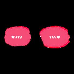 blush mochi pink soft heart freetoedit