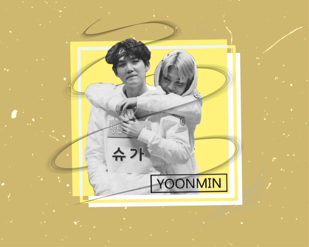 💖 yoonmin yoongi jimin yoonminbts kpop yoonminedits