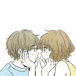 freetoedit animecouple anime kawaiicouple couple