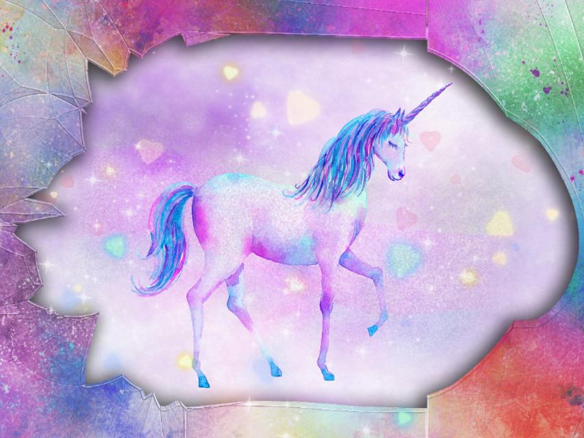 #freetoedit #unicornremix #fantasyart #colorful #myedit #madewithpicsart