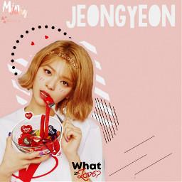 freetoedit twice jeongyeon twicejeonyeon editforme