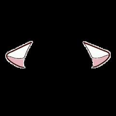 kitten cute ears mochi kawaii freetoedit