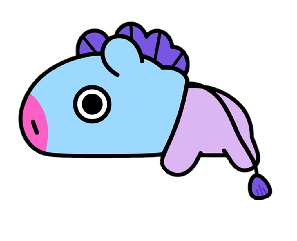 mangbt21 bt21mang bt21 bts sticker by  uc544 ub984 ub2e4 uc6b4  uacf5 uc8fc clipart confused dog clipart confused face