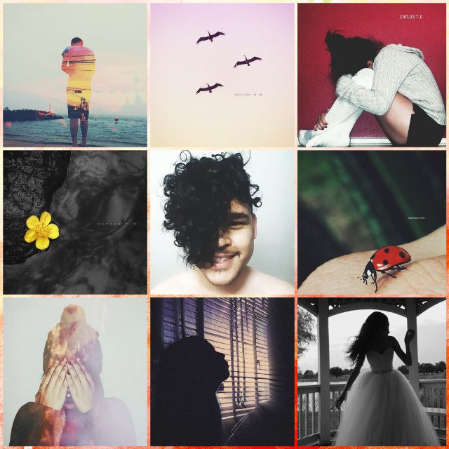 #artvsartist #collage #photography  Some of my personal favorites ☺