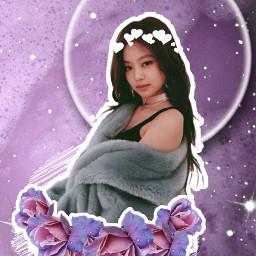 freetoedit kpop edit kpopedit flower