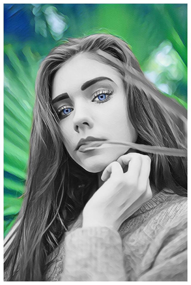 #freetoedit #remix #remixit #naturepatterns #oceaneyes #blueeyes #backwards #fame