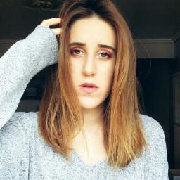 girl makeup photography photo freetoedit