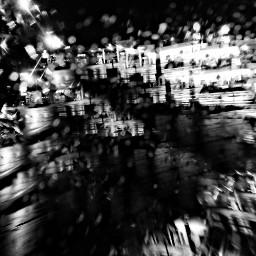 blackandwhite dark crystal photography