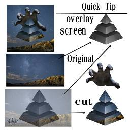freetoedit quicktip 3dart editedbyme