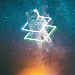 freetoedit challenge voteforme astronaut galaxy ircintothegalaxy