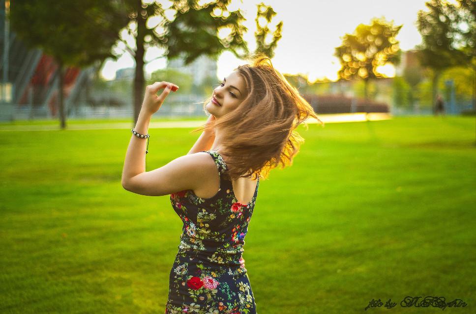 #freetoedit sun#girl