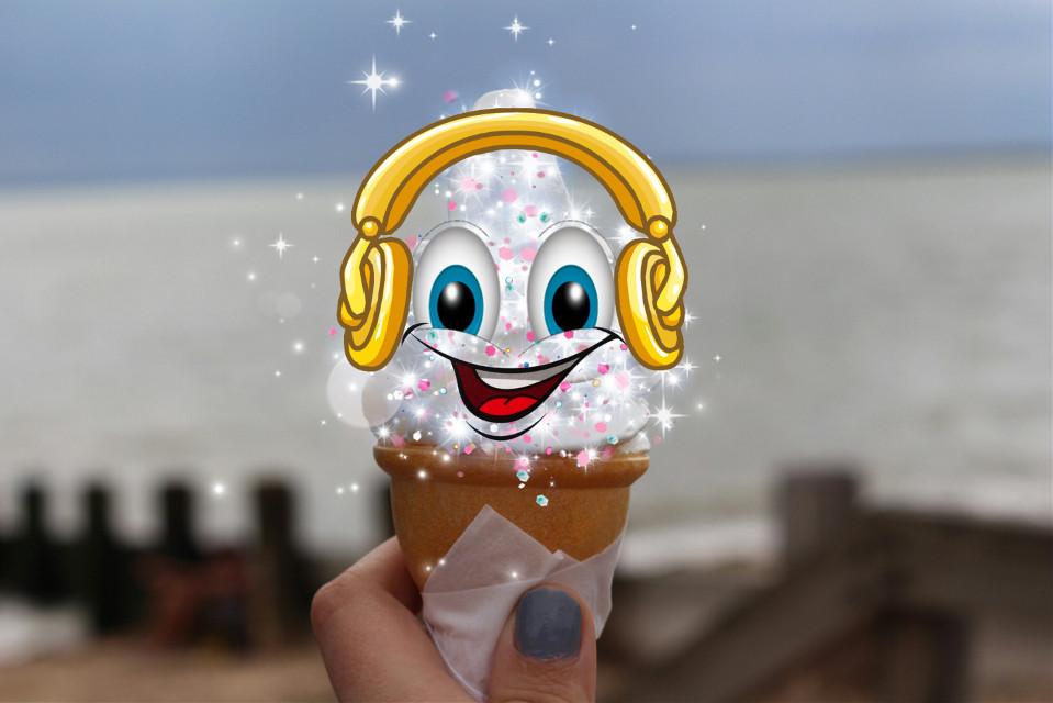 #freetoedit #icecream #remix