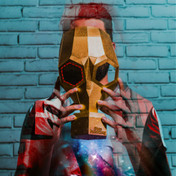 freetoedit stoppoluting mask chaos polution