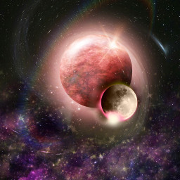 freetoedit galaxy galaxybrush redplanet space ircgalaxy