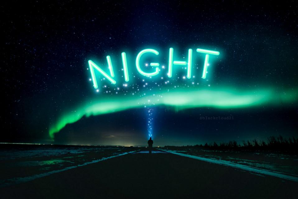 #madewithpicsart #madebyme #magic #magical #stars #lights #neon #night #lightblue @picsart Op from Unsplash