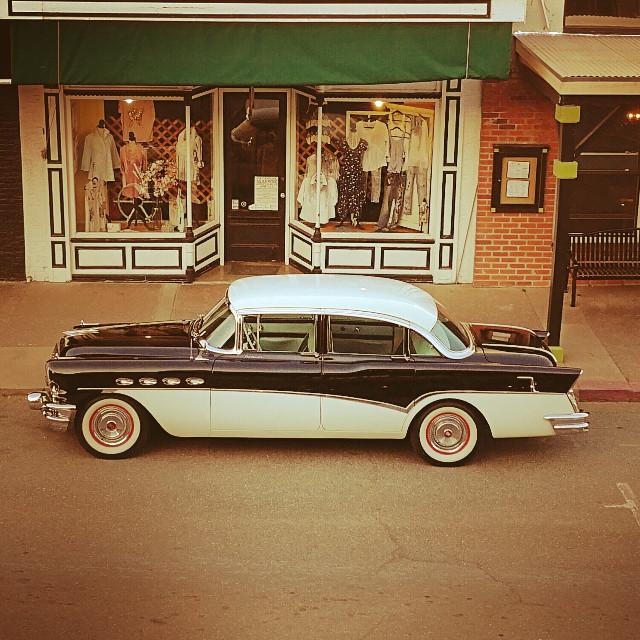 #retro #midcentury #suttercreek #classic #classiccar #car In