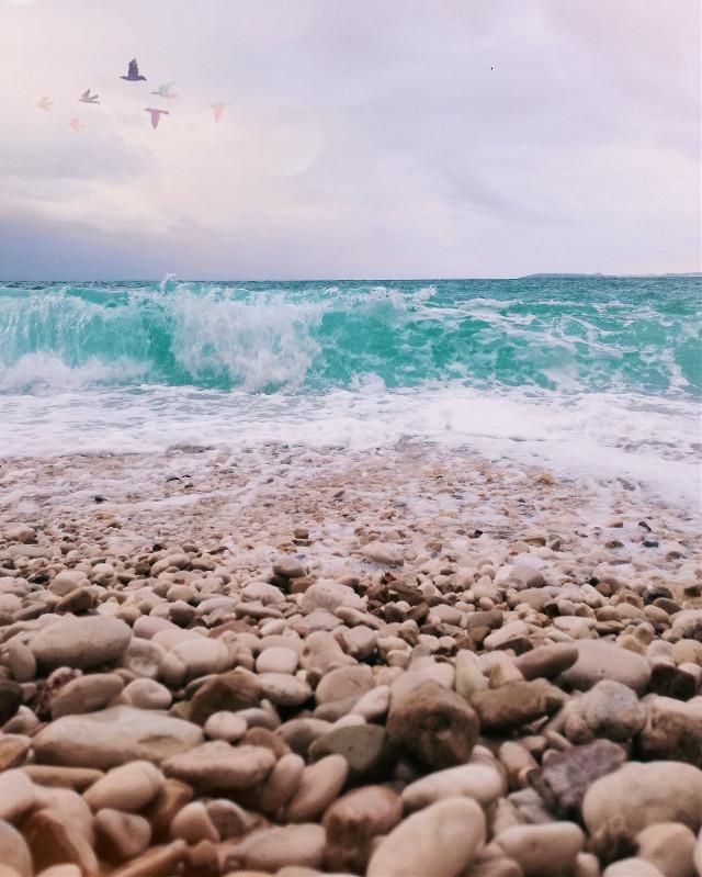 #freetoedit #sea #wave