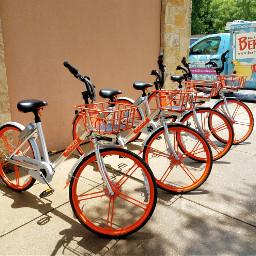 cycling bycicles orangeandwhite photography remixit freetoedit