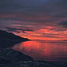 freetoedit pcsunsetphotography sunsetphotography nature sunset pchorizon