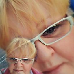 selfie selfiecollage radial hdr2