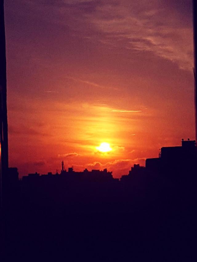#love #sun #sunrise #sunset #follow
