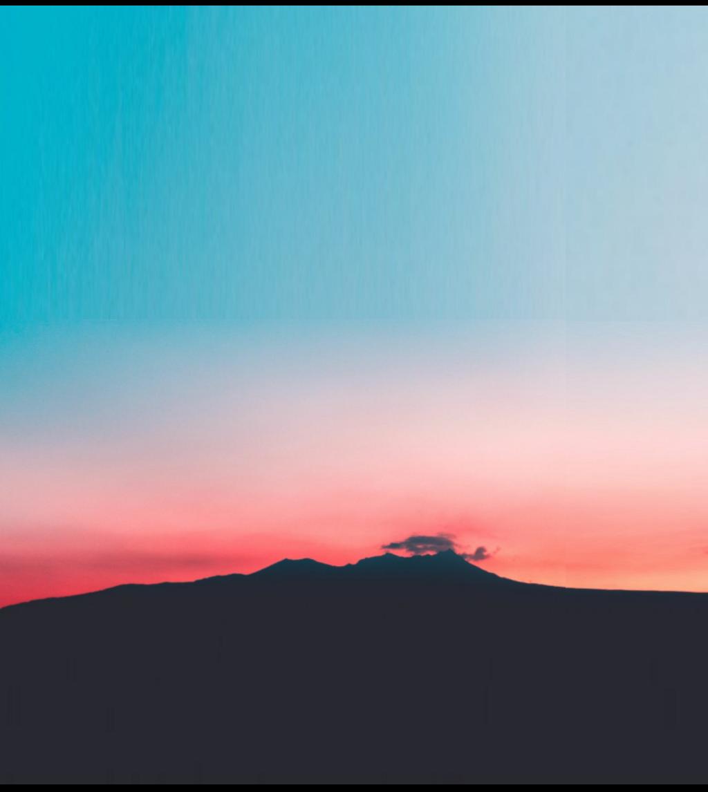 Background Wallpaper Sunset Sunshine Colorful Sky Blues