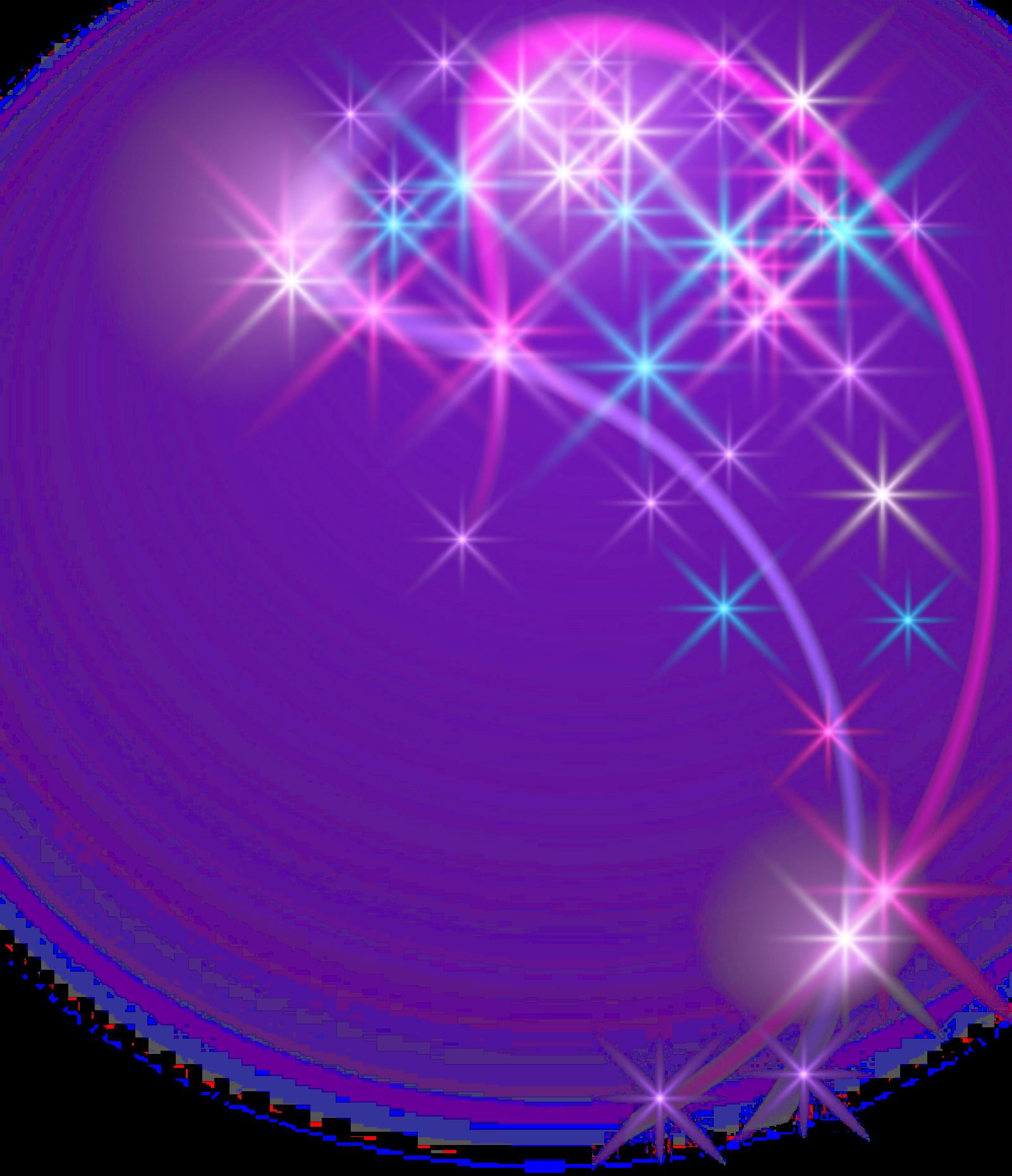 Ftestickers Effect Light Glow Neon Purple