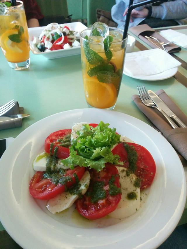 #freetoedit #caprese #italianfood #food #tastyfood #foodblogger