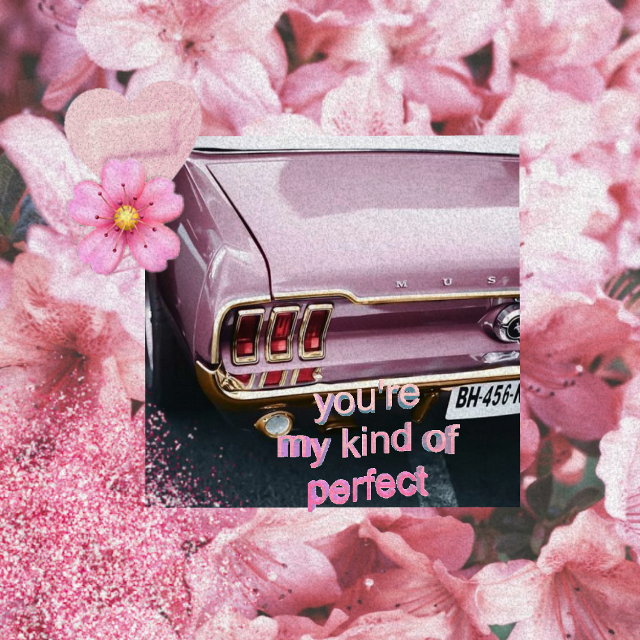 MOOD BOARD 1-PINK AESTHETIC CAR🌸💗💕💝 #freetoedit #pink #pinkaesthetic #car #glitter #aesthetic