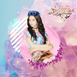 happyyoonaday birthday yoona yoonalim im freetoedit