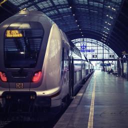 station leipzig bahn bahnhof train pcstations