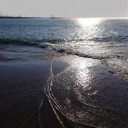 pcbeaches beaches sea waves horizon