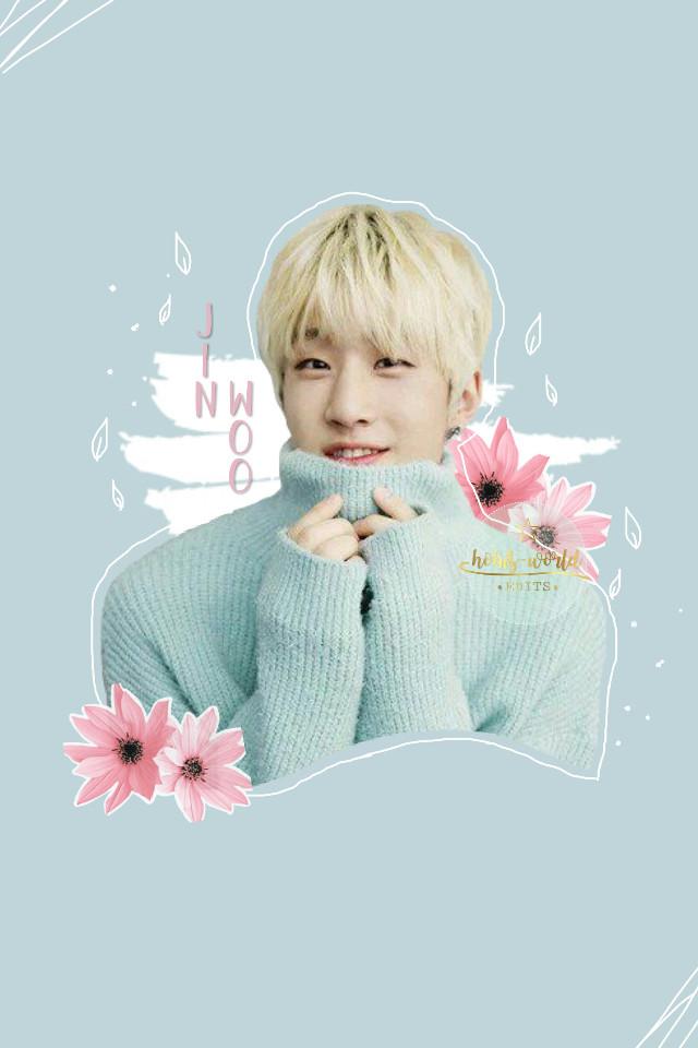 Jinwoo for @jhopesuniverse 💜 I hope you like it sweetie!! 🙈💕   #kpopedit #kpop #jinwoo #parkjinwoo #jinwooastro #astro #astroedit