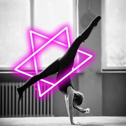 freetoedit girl gymnast gymastic star