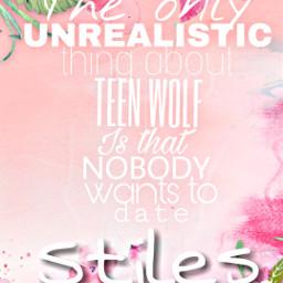 freetoedit teenwolf stilesstilinski stiles stilinski