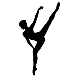 freetoedit sillouette ballet balletdancer