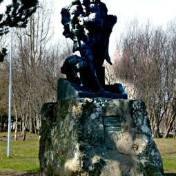 freetoedit photography travel iceland statue pcuniquerocks