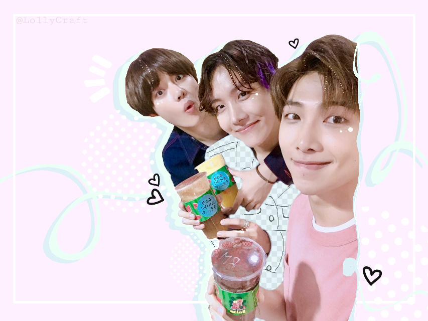Namjoon (+Hoseok & Taehyung) edit for the sweetie @oldsouls 😄💕   Hope I've met your expectations 😊  ... I haven't don't a light pastel edit in ages😂 I feel like I can't make them look good anymore 😅  Still, I hope you like it😄  Sticker:@yoonxjoon 💕  #bts #bangtanboys #rm #namjoon #kimnamjoon #btsrm #jhope #hoseok #junghoseok #btsjhope #taehyung #kimtaehyung #v #btsv #kpop  #pastel