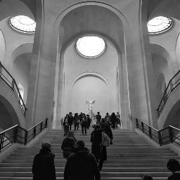museodelouvre muséedulouvre bnwphotography bnw blackandwhite