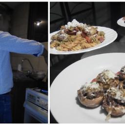 cheff dinner compañero visita moment freetoedit