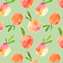 freetoedit background peaches summer