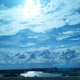 myphoto skywatching sky clouds beautifulday freetoedit