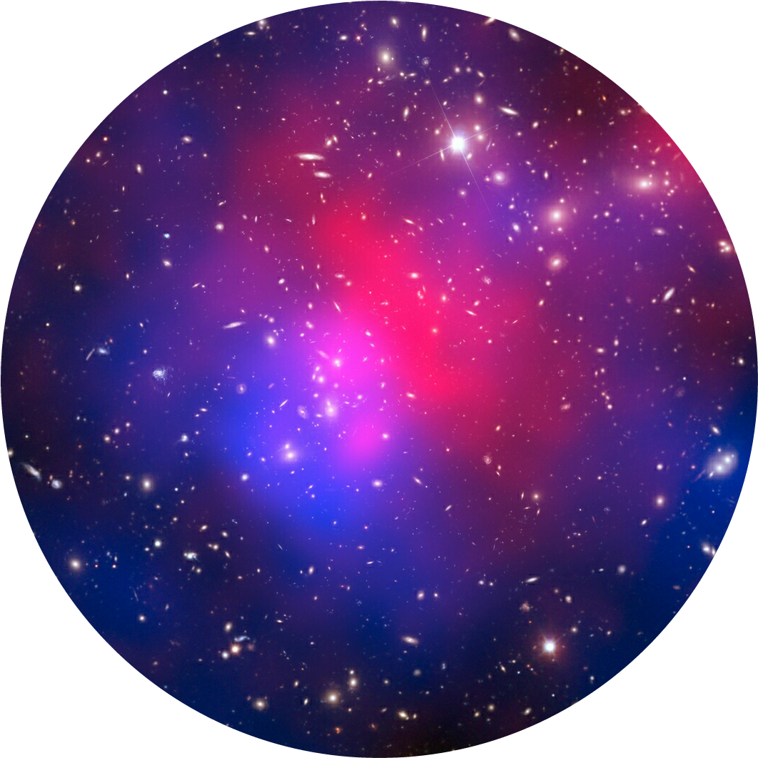 Круглые картинки космос