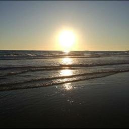 sun beach water
