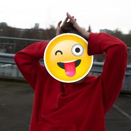 freetoedit girl emojiface