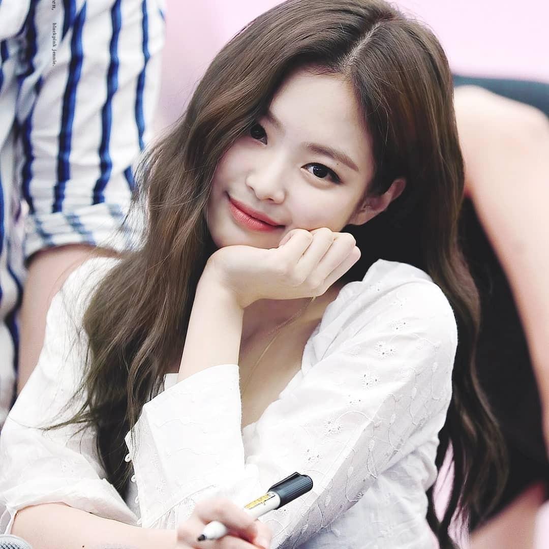 Why So Freaking Cute And Pretty Jennie Jiso-3464